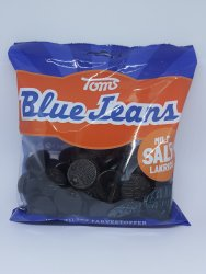 Pingvin Blue Jeans, 250gr, Tom´s